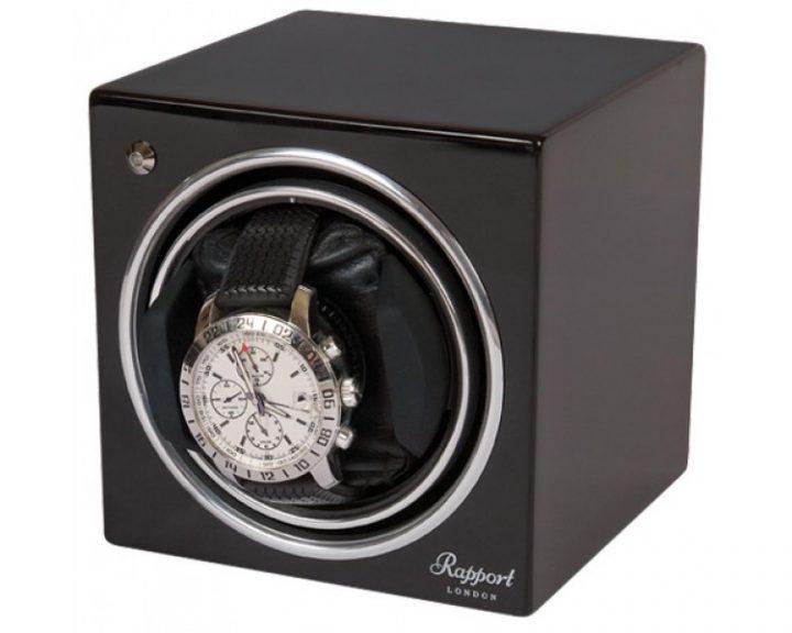 watch winders 25 Luxurious Watch Winders EVO CUBE by Rapport London