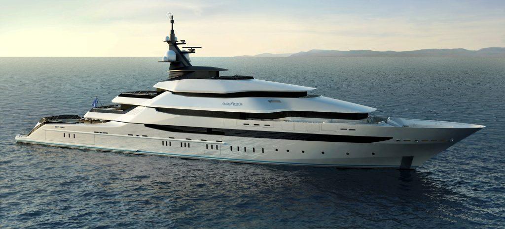 yacht Top 10 Luxury Yacht Builders Oceanco
