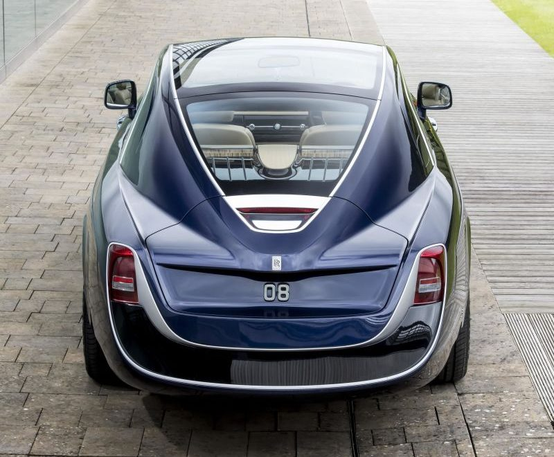 The Most Expensive Car Ever Made: $13 Million Rolls-Royce Sweptail