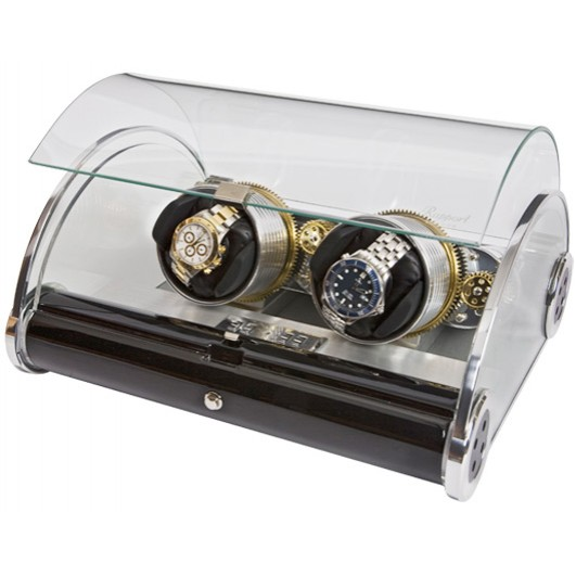 25 Luxurious Watch Winders watch winders 25 Luxurious Watch Winders THE TIME ARC DUO by Rapport London