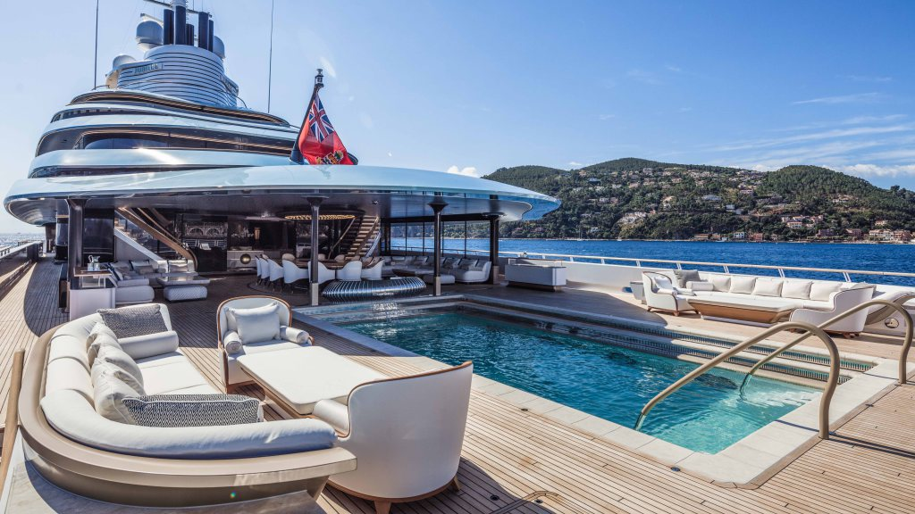 Take a look at Jubilee Superyacht