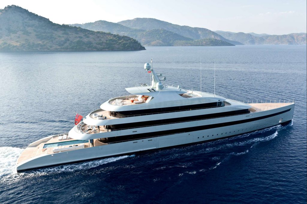 yacht Top 10 Luxury Yacht Builders Top 10 Luxury Yacht Builders 2