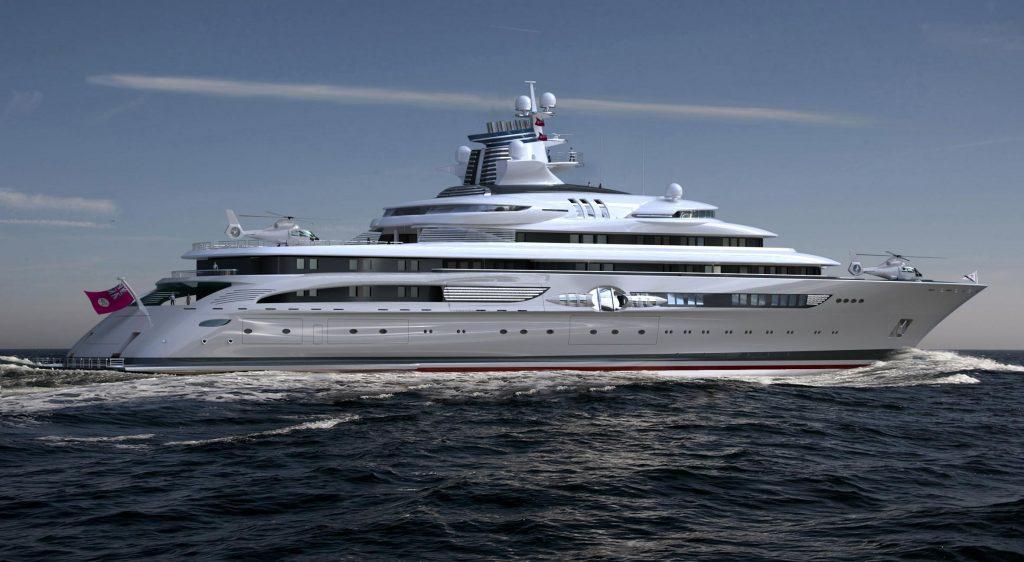 yacht Top 10 Luxury Yacht Builders Top 10 Luxury Yacht Builders 6