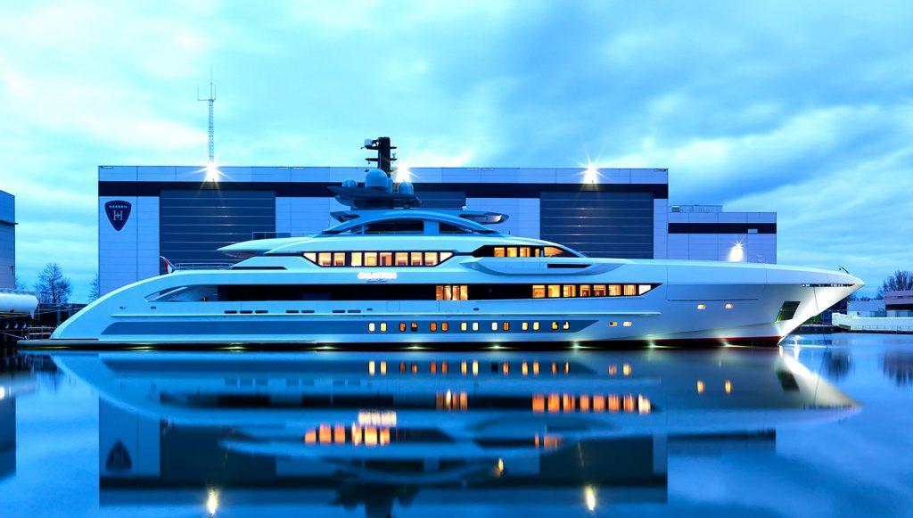 yacht Top 10 Luxury Yacht Builders Top 10 Luxury Yacht Builders 7