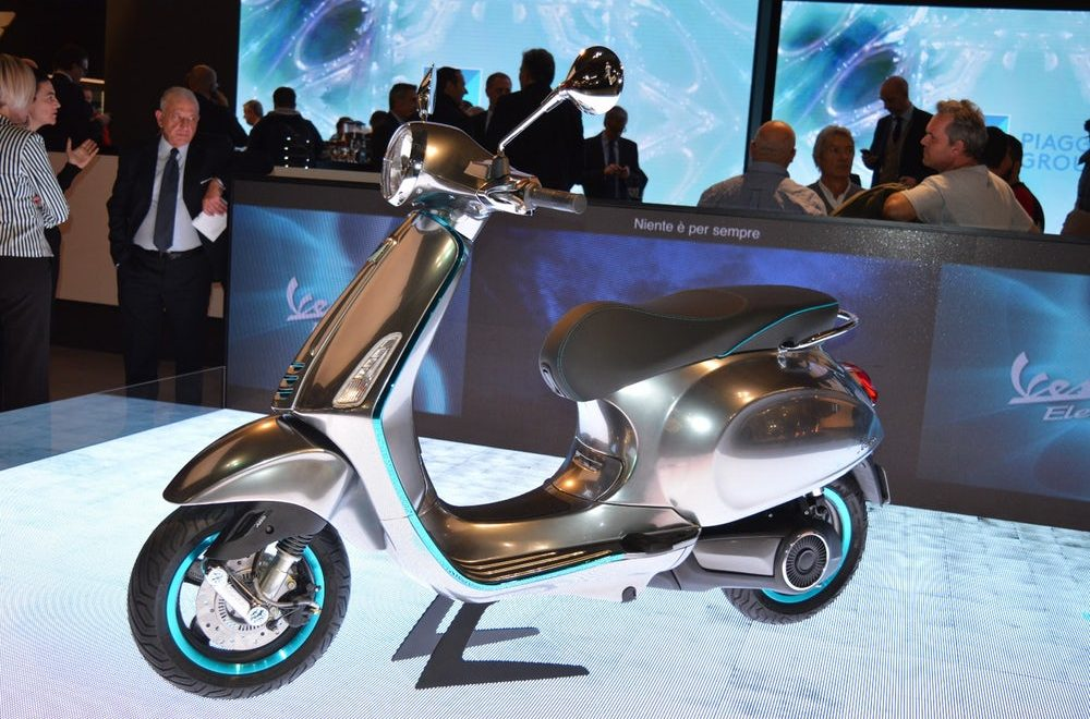 Vespa: The New Modern Touch