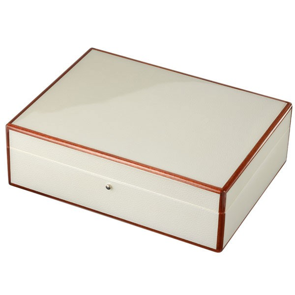 25 Coveted Jewelry Cases jewelry cases 25 Coveted Jewelry Cases WHITE STINGRAY by Nina Campbell