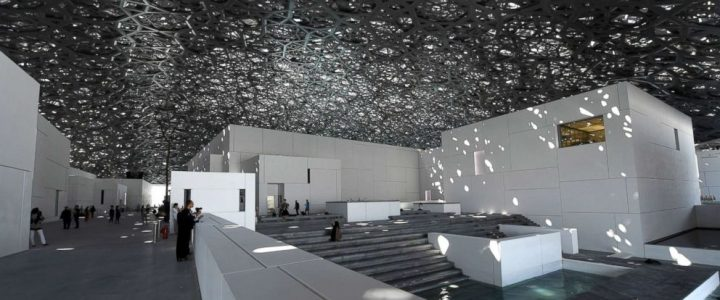 Sneak Peek: Louvre Abu Dhabi Louvre Abu Dhabi Sneak Peek: Louvre Abu Dhabi louvre abu dhabi roof light epa ps 171110  992