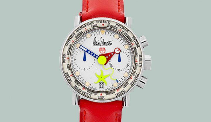 Top 5 Best French Watch Brands watch brands Top 7 Best French Watch Brands Alain Silberstein