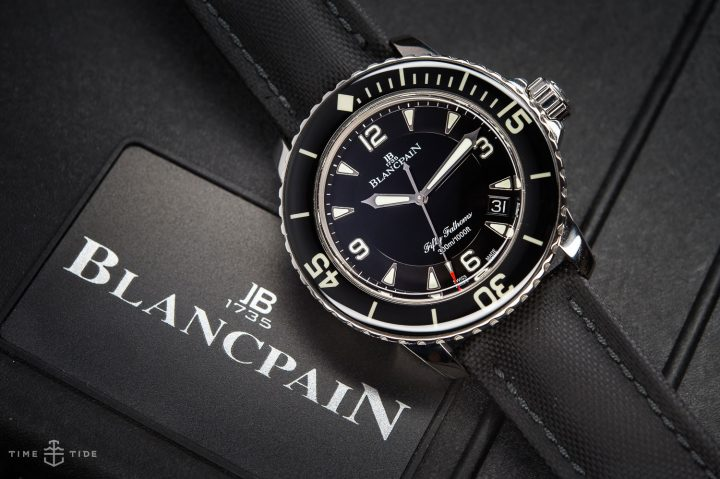 Legendary Watches: Blancpain Fifty Fathoms 1953 blancpain Legendary Watches: Blancpain Fifty Fathoms 1953 Blancpain Fifty Fathoms 3
