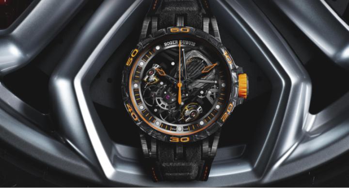 lamborghini Sneak Peek: Roger Dubuis X Lamborghini Debut Excalibur Aventador S EXCALIBUR AVENTADOR S 1
