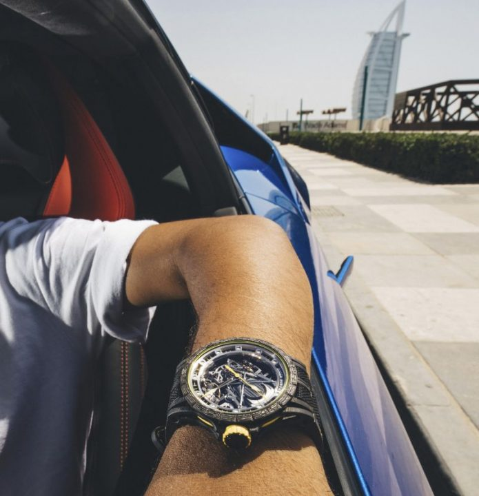 lamborghini Sneak Peek: Roger Dubuis X Lamborghini Debut Excalibur Aventador S EXCALIBUR AVENTADOR S 2