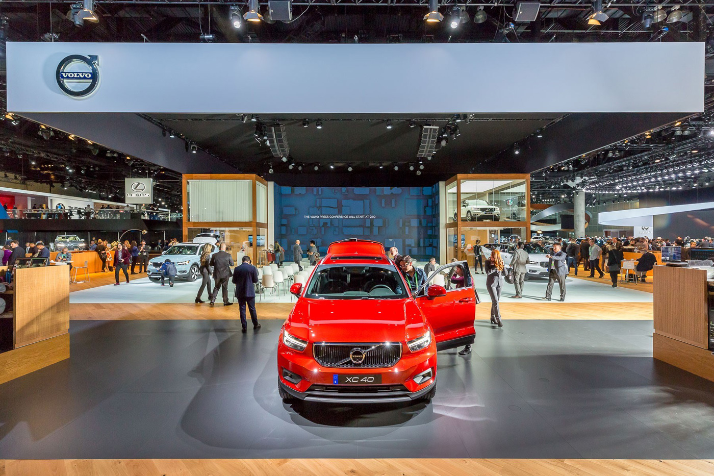 Los Angeles Auto Show Top Luxury Cars Unveiled - Auto show near me