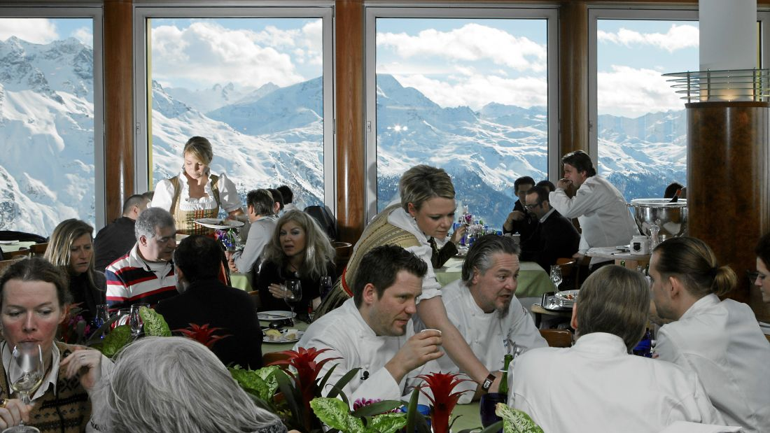 10 Most Expensive Restaurants in Europe