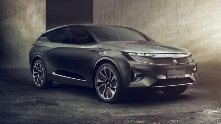 2018 Consumer Electronics Show: Top Cars Consumer Electronics Show 2018 Consumer Electronics Show: Top Cars 1 byton concept exterior 720x405