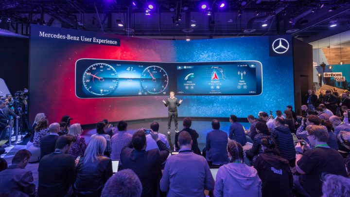2018 Consumer Electronics Show: Top Cars Consumer Electronics Show 2018 Consumer Electronics Show: Top Cars 18c0001 018 source 720x405
