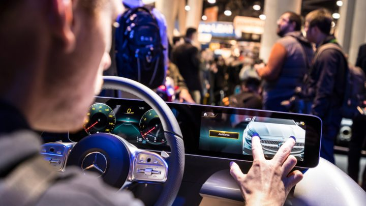 2018 Consumer Electronics Show: Top Cars Consumer Electronics Show 2018 Consumer Electronics Show: Top Cars 18c0001 037 source 720x405