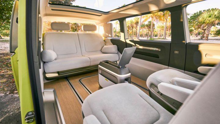 2018 Consumer Electronics Show: Top Cars Consumer Electronics Show 2018 Consumer Electronics Show: Top Cars 7 volkswagen id buzz 720x405