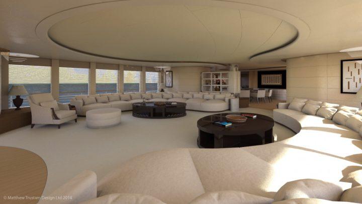 Luxury Yacht Design: Matthew Trustam Design Luxury Yacht Luxury Yacht Design: Matthew Trustam Design CONNIKAI2