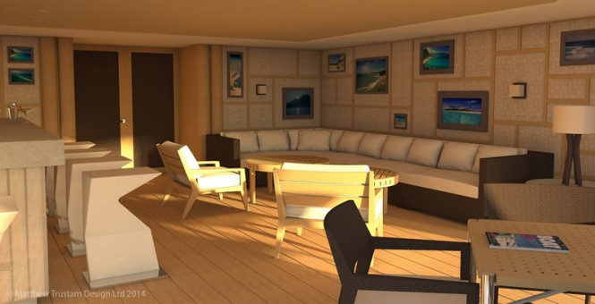 Luxury Yacht Design: Matthew Trustam Design Luxury Yacht Luxury Yacht Design: Matthew Trustam Design CONNIKAI4