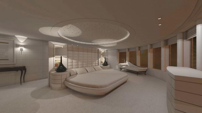 Luxury Yacht Design: Matthew Trustam Design Luxury Yacht Luxury Yacht Design: Matthew Trustam Design CONNIKAI5