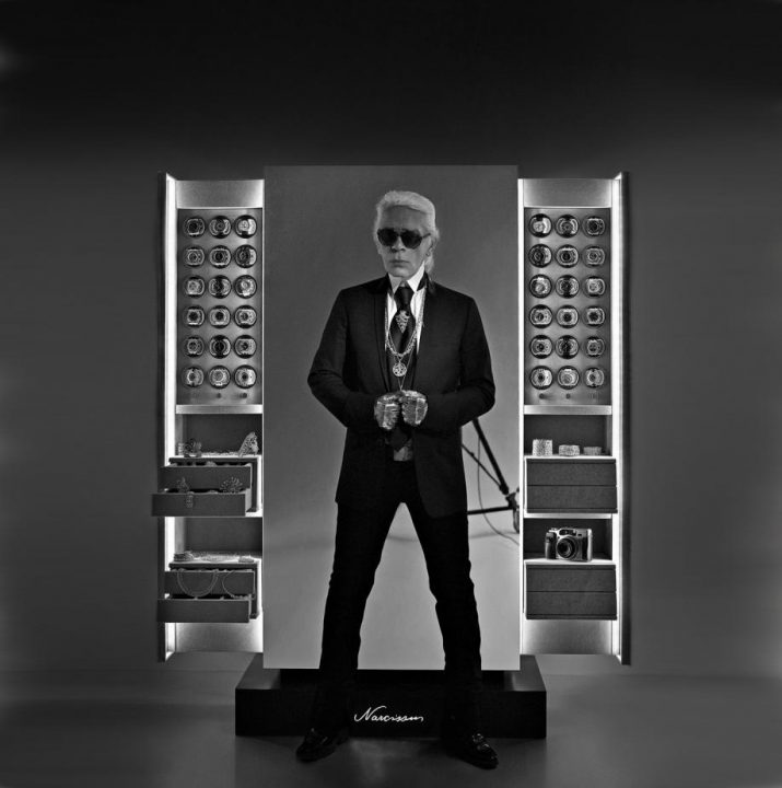 Karl Lagerfeld: The Most Expensive Safe in the World karl lagerfeld Karl Lagerfeld: The Most Expensive Safe in the World Karl Lagerfeld 1 715x720