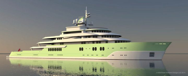 Luxury Yacht Design: Matthew Trustam Design Luxury Yacht Luxury Yacht Design: Matthew Trustam Design MAZU1 720x291