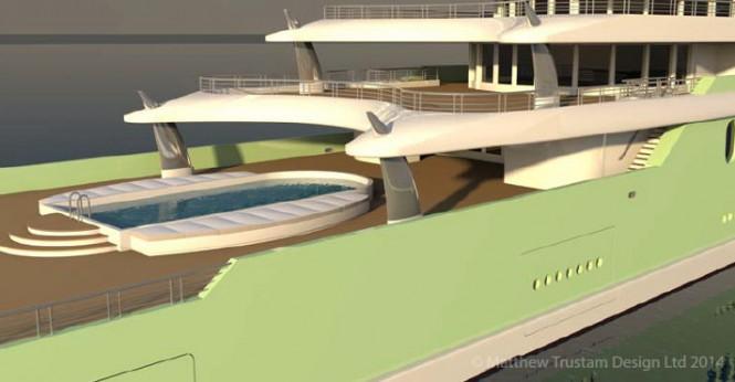 Luxury Yacht Design: Matthew Trustam Design Luxury Yacht Luxury Yacht Design: Matthew Trustam Design MAZU2