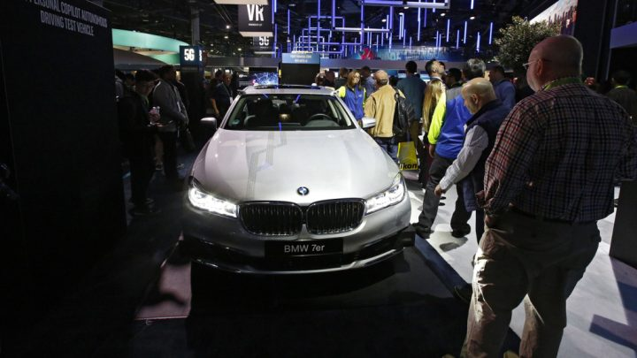 2018 Consumer Electronics Show: Top Cars Consumer Electronics Show 2018 Consumer Electronics Show: Top Cars shutterstock 9314275i 720x405