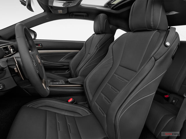 lexus Test-Drive of Lexus RC Turbo transferir 1