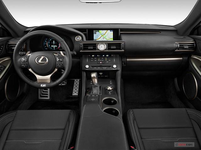 lexus Test-Drive of Lexus RC Turbo transferir 10