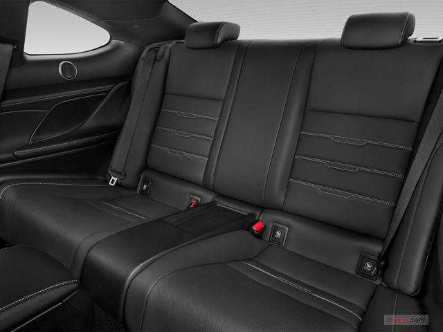 lexus Test-Drive of Lexus RC Turbo transferir 2