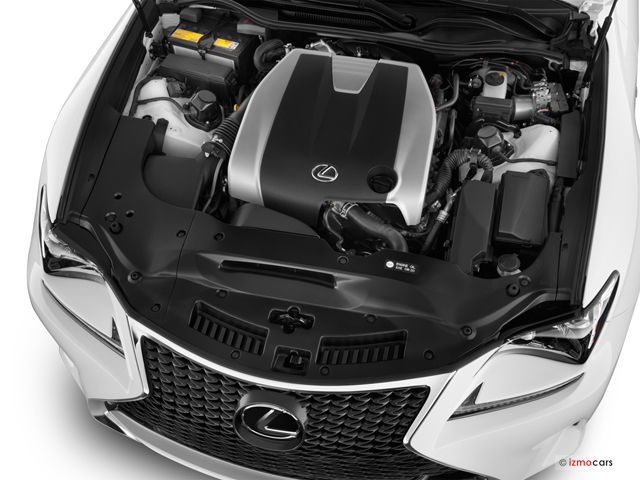 lexus Test-Drive of Lexus RC Turbo transferir 7