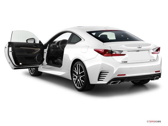 lexus Test-Drive of Lexus RC Turbo transferir 9