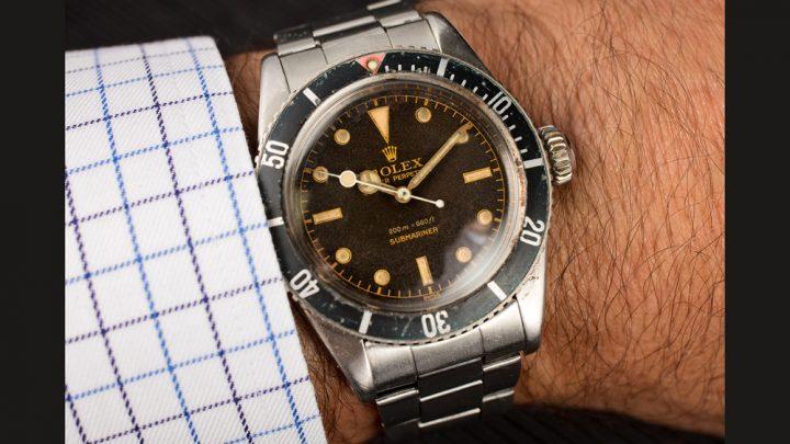 Rolex Submariner 6538: The James Bond Rolex Edition rolex Rolex Submariner 6538: The James Bond Rolex Edition 2017 08 18 14 720x405