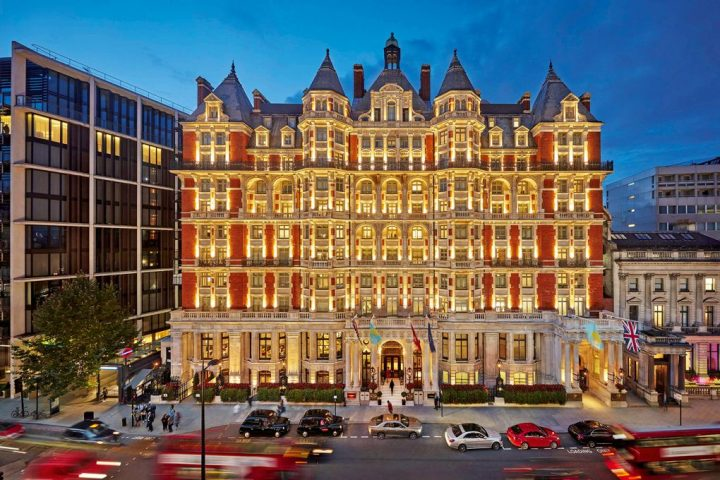 Top 10 Sexiest Hotels in the World Hotels Top 10 Sexiest Hotels in the World Mandarin Oriental Hyde Park 720x480