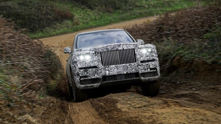 rolls royce Sneak Peak: Rolls Royce Cullinan rrmc rr31 snow 3