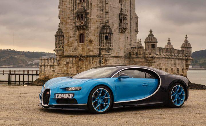 bugatti Discover the Luxurious Bugatti Chiron 2018 Bugatti Chiron 125
