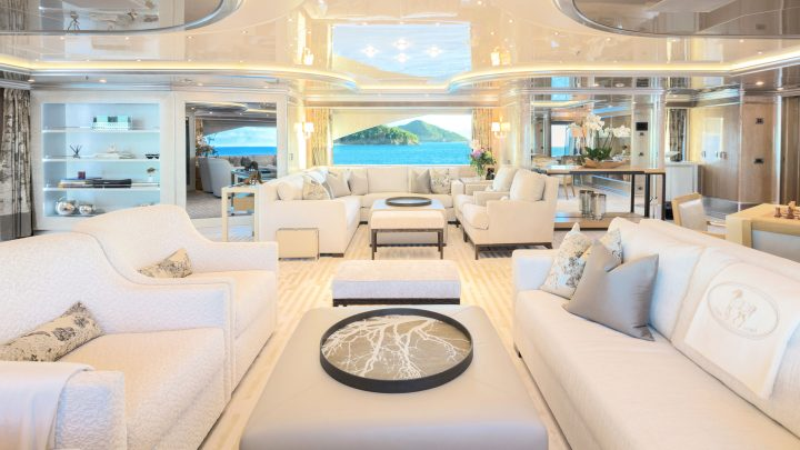 The Best Luxury Yachts of Antigua Charter Yacht Show luxury yachts The Best Luxury Yachts of Antigua Charter Yacht Show Benetti Andiamo2 1