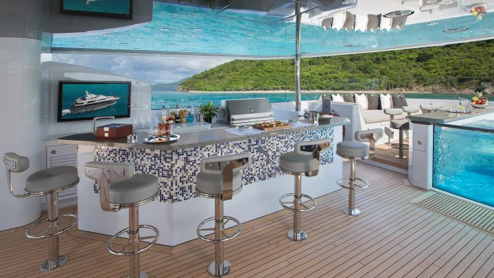luxury yachts The Best Luxury Yachts of Antigua Charter Yacht Show Crescent Custom Yachts Muchos Mas 1