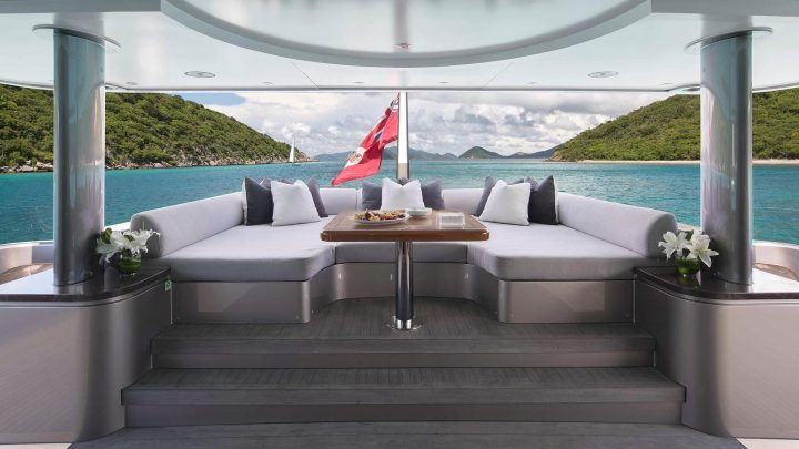 luxury yachts The Best Luxury Yachts of Antigua Charter Yacht Show Crescent Custom Yachts Muchos Mas2
