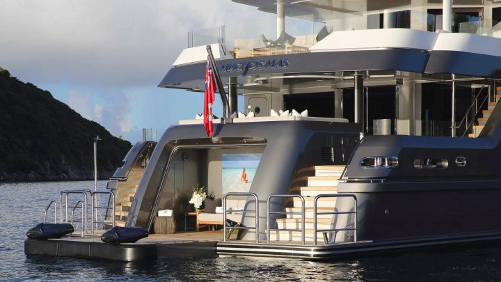 luxury yachts The Best Luxury Yachts of Antigua Charter Yacht Show Crescent Custom Yachts Muchos Mas3