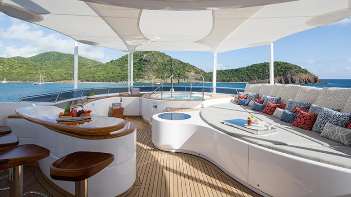 luxury yachts The Best Luxury Yachts of Antigua Charter Yacht Show Feadship Broadwater2