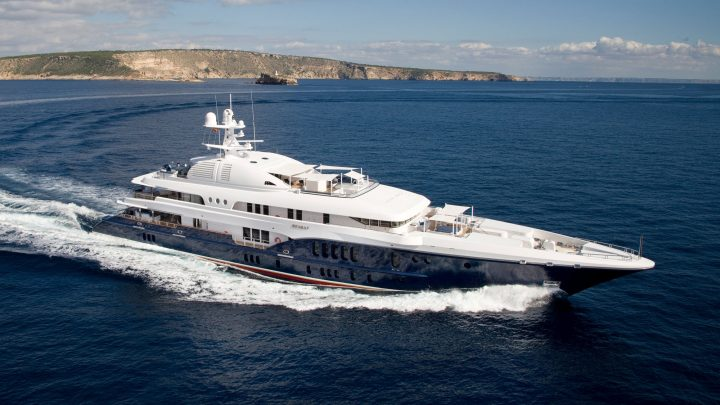 luxury yachts The Best Luxury Yachts of Antigua Charter Yacht Show Nobiskrug Sycara V 720x405