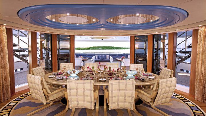 luxury yachts The Best Luxury Yachts of Antigua Charter Yacht Show Nobiskrug Sycara V1 720x405
