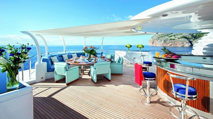 luxury yachts The Best Luxury Yachts of Antigua Charter Yacht Show Nobiskrug Sycara V2