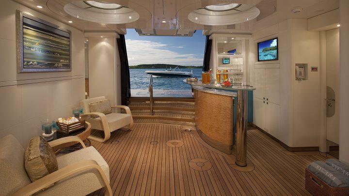 luxury yachts The Best Luxury Yachts of Antigua Charter Yacht Show Nobiskrug Sycara V3 720x405