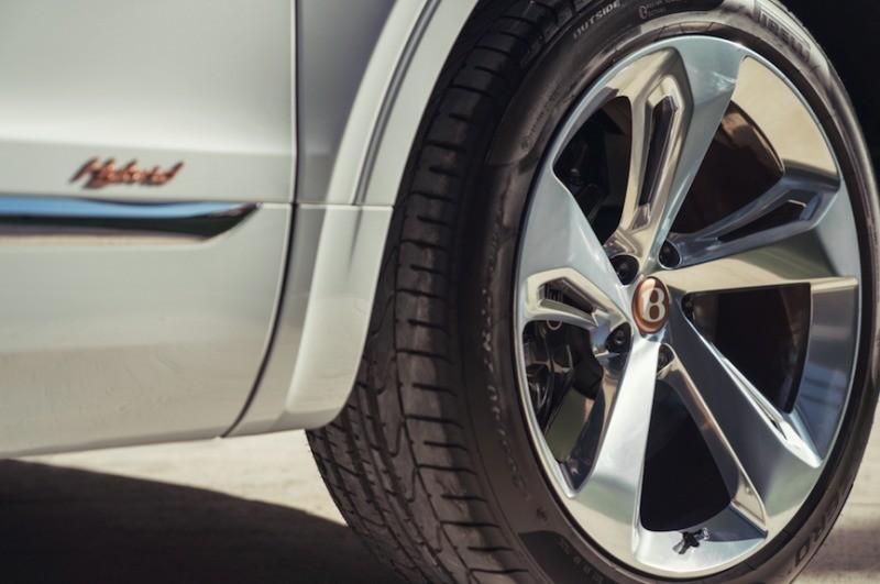 bentley Luxury Cars: World's First Luxury Hybrid by Bentley 7 Luxury Cars World   s First Luxury Hybrid