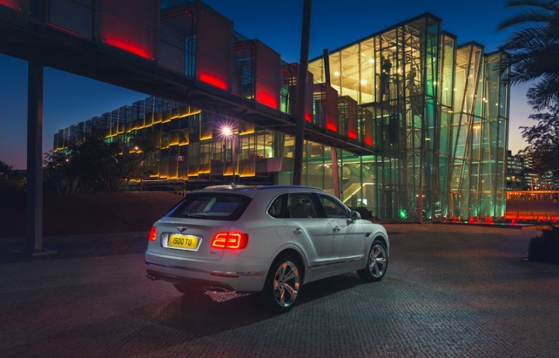 bentley Luxury Cars: World's First Luxury Hybrid by Bentley 9 Luxury Cars World   s First Luxury Hybrid