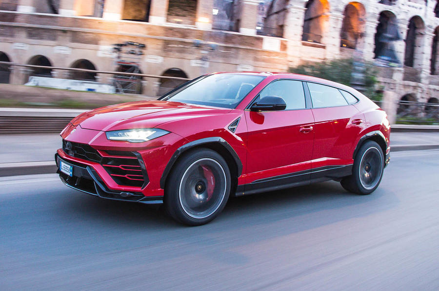 lamborghini Sneak Peek: The New Lamborghini Urus 1 lamborghini urus review hero front
