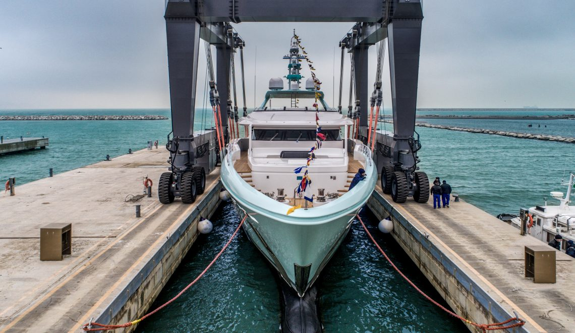 Luxury Yachts: Latona, an Italian Icon Incarnate